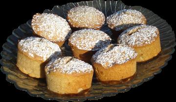 Buchweizenmuffins