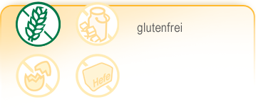 glutenfreie frische Backwaren