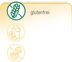 Teaser Backmischungen - glutenfrei