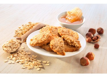 Hafer soft cookies Haselnuss, 175 g + 25 g gratis