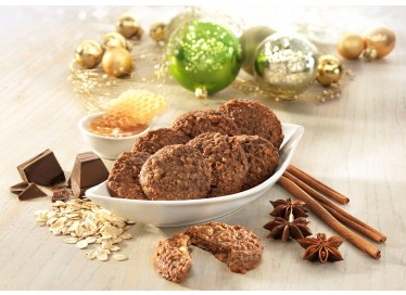 Hafer soft cookies Weihnachtsedition, 175g + 25g gratis