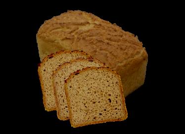 glutenfreies Landbrot
