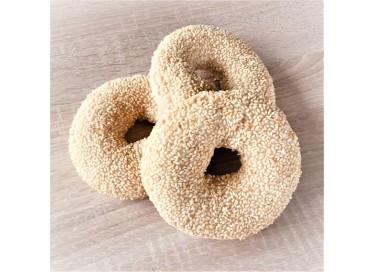 Sesam-Bagel, 3 * 80 g