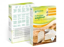 Backmischung Weißbrot, 400 g