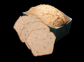 glutenfreier Nusskuchen