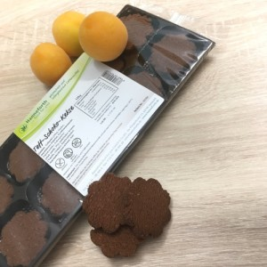 Teff-Schoko-Kekse, 125g