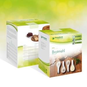 glutenfreies Brotmehl