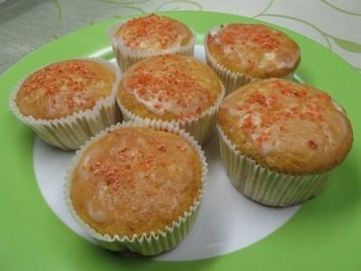 Karotten-Muffins